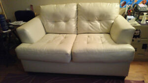 Leather Loveseat for sale!!!