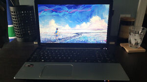 Toshiba Satellite Laptop - Windows 10, SSD, 8GB Ram, Radeon Gfx