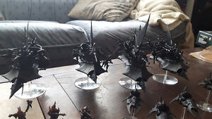 Dark Eldar Warhammer 40k Large lot Cambridge Kitchener Area image 5