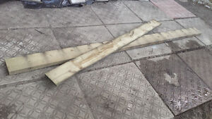 Wood for Deck or Fence