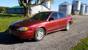 2003 Pontiac Grand Am $700 165000kms