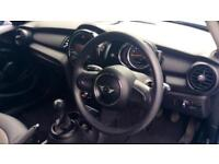 2015 Mini One 1.2 One 5dr Manual Petrol Hatchback