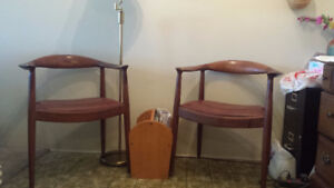 2 Chairs from the 60s