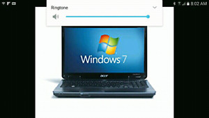 Acer Aspire 5532/ Windows 7 and 10/ Needs new battery
