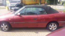 Breaking astra convertible Mk 3 most parts available