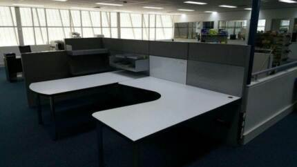 OFFICE WORKSTATION business conference reception front office Murarrie Brisbane South East Preview