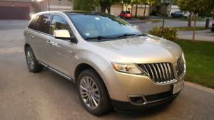 Lincoln MKX Fully Loaded