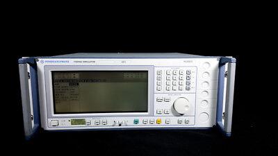 Rohde Schwarz Abfs Baseband Fading Simulator Opt B2 1114.8506.02 1115.0309.02