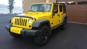 2008 Jeep Wrangler RUBICON UNLIMITED. KELOWNA