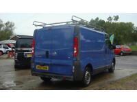 2007 NISSAN PRIMASTAR 2.0 DCI SWB Van 115ps PX CLEARANCE NO MOT