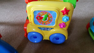 Toddler Play and Learn Bus