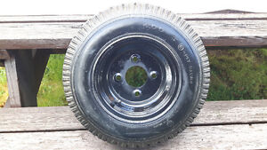 Trailer tire North Shore Greater Vancouver Area image 4