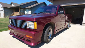 1989 Chevrolet S-10 Custom Pickup Truck