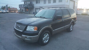 FORD EXPEDITION ***FULLY LOADED 4X4 *** CERTIFIED $6995