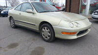 2000 Acura Integra Automatic 1.8 Coupe (2 door) No Rust, A1 Mech