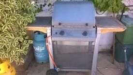 Gas BBQ used but still fully working