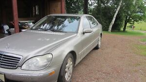2005 Mercedes-Benz S-Class 5.0L 4MATIC Sedan