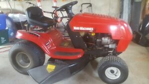 Yard Machines Lawn Tractor - Excellent Condition