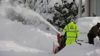 Snowblowing services for you Thunder Bay!