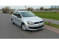2010 Volkswagen Polo 1.2 ( 60ps ) ( a/c ) 5 Door S