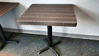 Restaurant Table Tops and Table basses / Table Legs