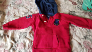Baby Boy 18 Months Sweater - Like New Name Brand Tommy Hilfiger