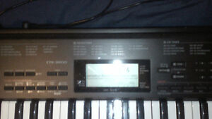 MUST GO! Casio 61 Key Keyboard. Played Once Peterborough Peterborough Area image 2