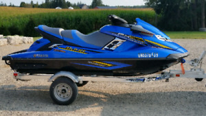 Yamaha Waverunner FX SVHO Super Charged