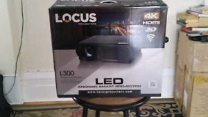 Locus android smart projector