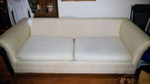 2 free sofa coaches to give away for free must go .