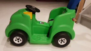 Step2 Push Around Sport Buggy, Green Push Car, Ride Along