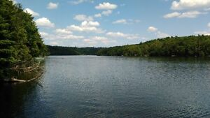 Waterfront wooded land, Domaine Lakefield, Gore (Lachute)