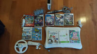 Wii - Complete Package For Sale!