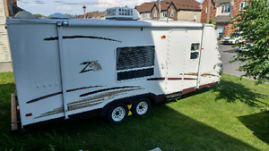 Roulotte 2006 a vendre bunk bed 3860 lbs couche 6