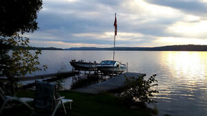 Ottawa area waterfront cottage AVAILABLE THIS WEEKEND!