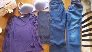 Lot of good maternity clothes