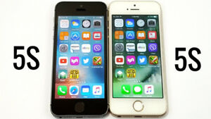 iphone 5S locked with roger chatr 16GB $100