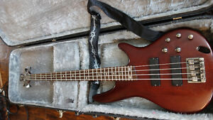 Ibanez SR500 - Brown Mahogany Bass Guitar Kitchener / Waterloo Kitchener Area image 7