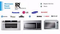 Microwave Repair Service Center