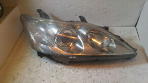 ES350 2007 2008 2009 LUMIERE DROITE OEM RIGHT HEAD LIGHT LAMP