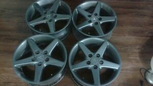 4 MAGS ACURA 16 POUCES 5X114.3
