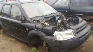 2001 Land Rover Freelander Part Out!!