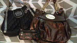Lot of two womens purses an wallet Kitchener / Waterloo Kitchener Area image 1