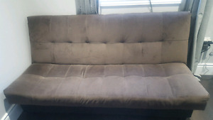 Futon for sale (convertible bed)