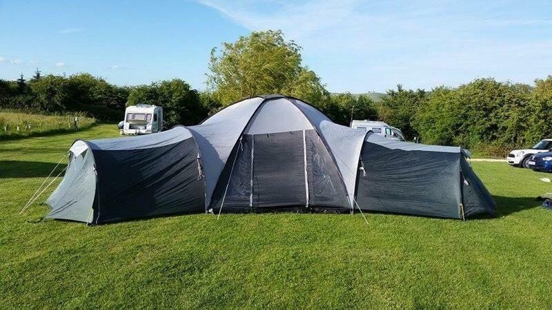 Personal Trading Room 12 Person 3 Room Tent