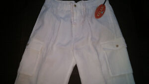 TOMMY BAHAMA MEN'S LINEN AT THE BEACH