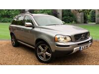 2011 Volvo XC90 2.4 D5 (200) AWD R DESIGN 5dr Automatic Diesel Estate