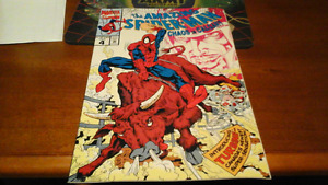 The Amazing Spider Man Chaos in Calgary Comic book