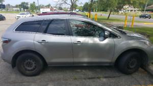 Mazda CX-7   2010 in a good condition