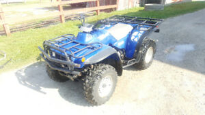 Honda Fourtrax ATV